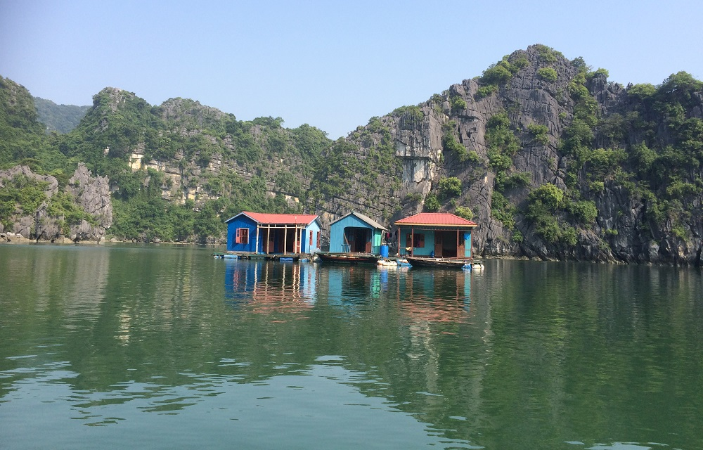 Ha Long Bay Fisherman Village