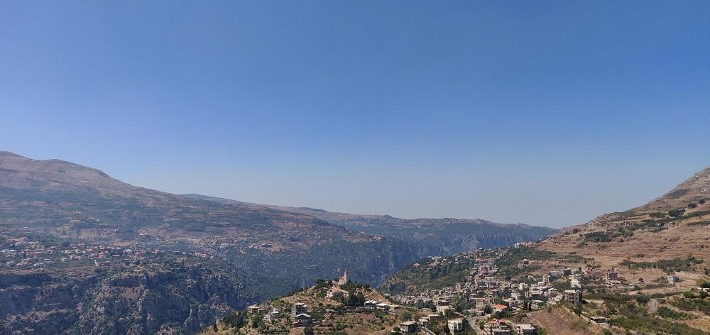Bscharre Valley