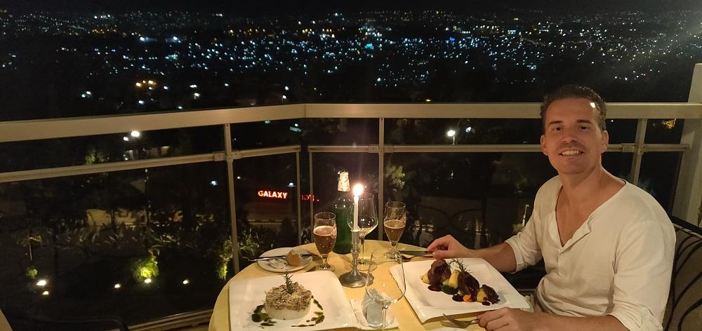 Hotel Rwanda Panorama restaurant