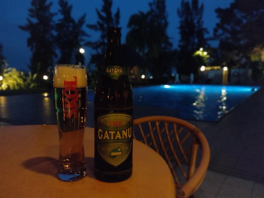 Hotel Rwanda poolbar