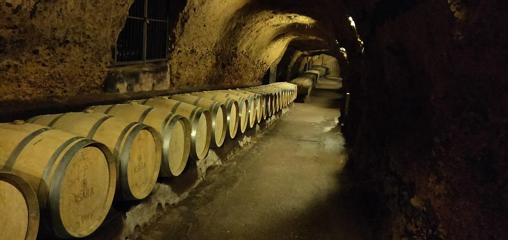 Ksara cellar cave