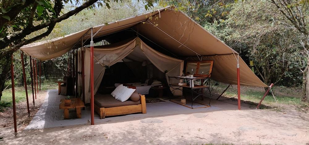 Masai Mara Safari Tent