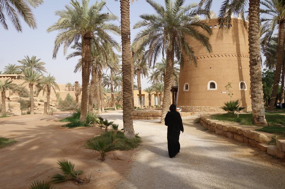 Old Riyadh Saudi Arabia