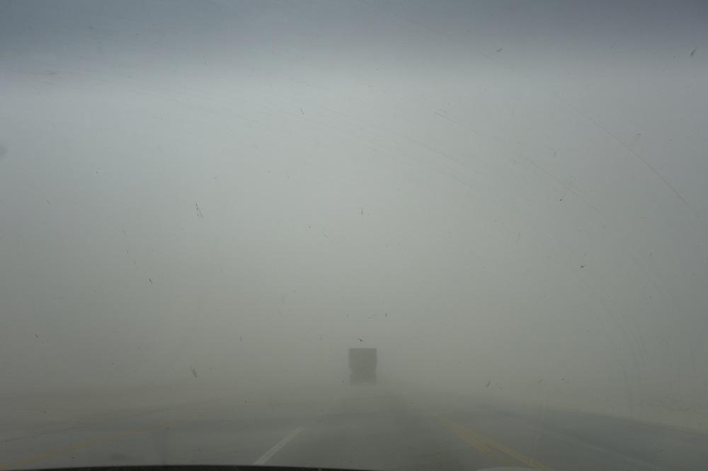 Sandstorm Saudi Arabia
