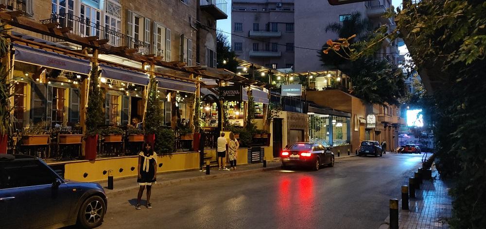 Santana Monot Beirut