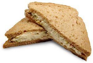 tuna sandwich Nha Trang