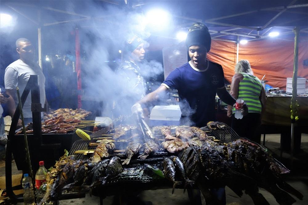 Beau Vallon Night Market