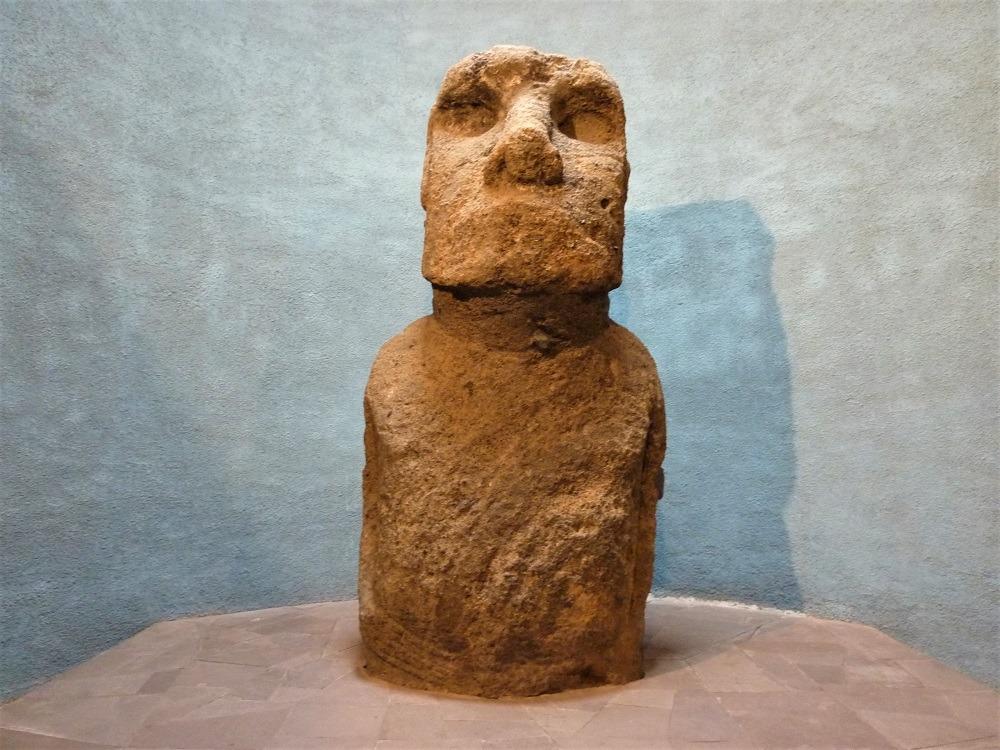 Moai Statue Chile