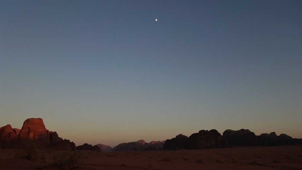 Wadi Rum Night