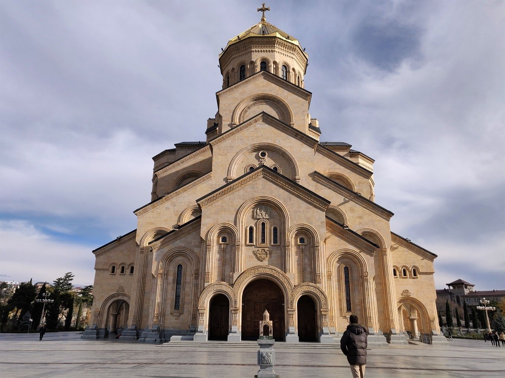 Tbilisi Holy Trinity Cathedral