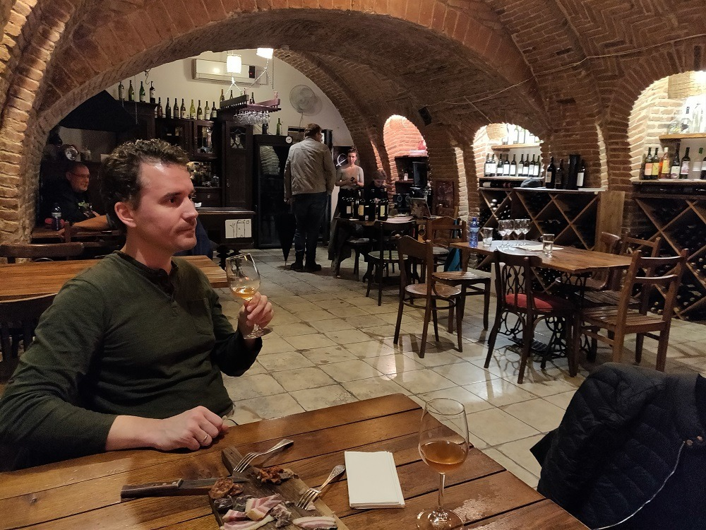 Tbilisi Winehouse
