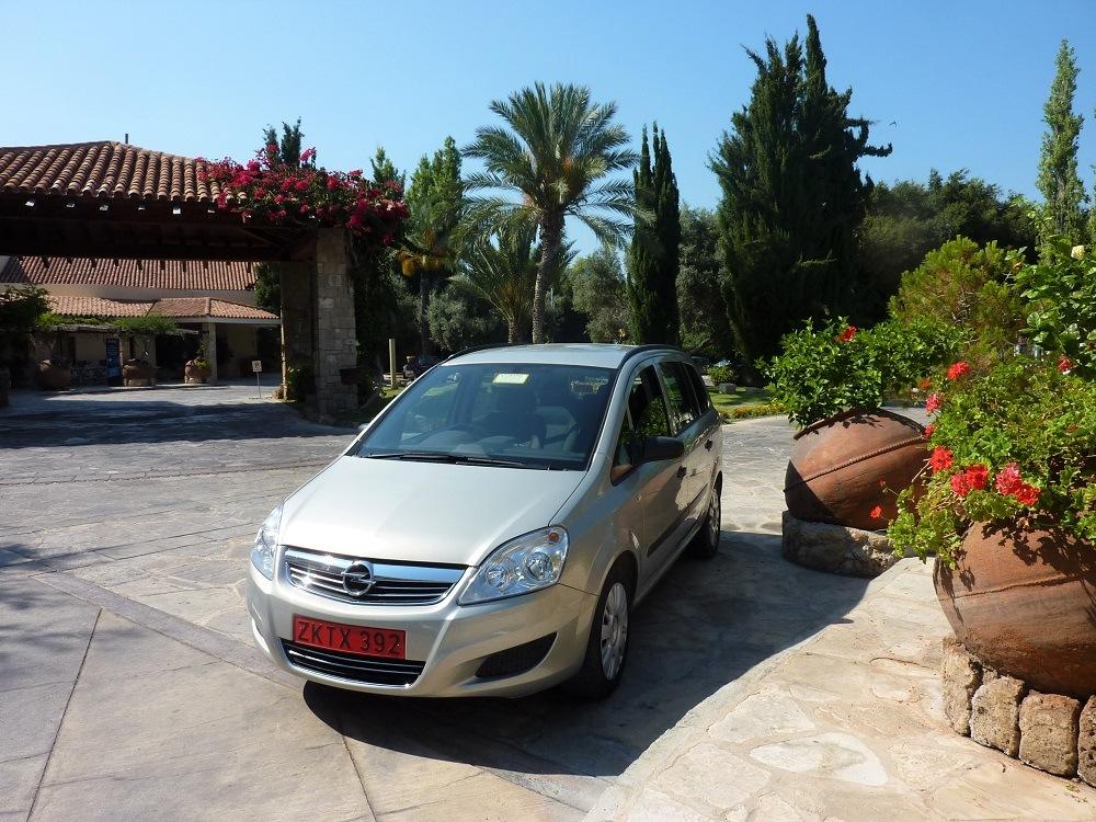 Cyprus rental car