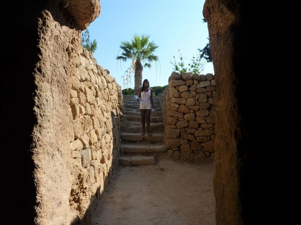 Cyprus tomb of kings