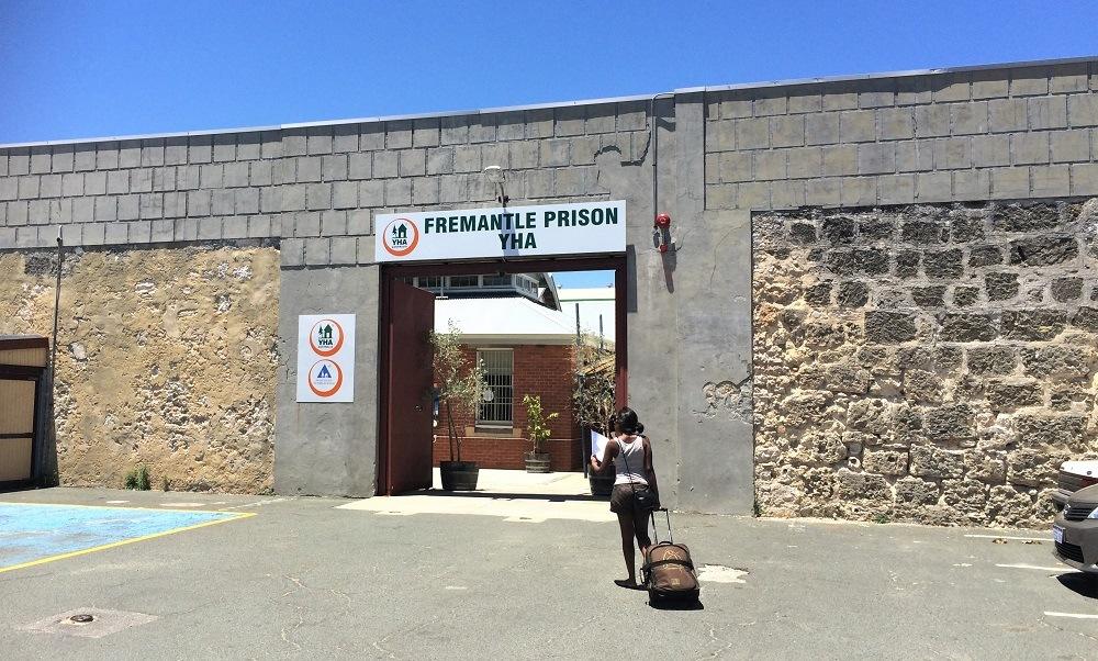 Perth Freemantle Prison