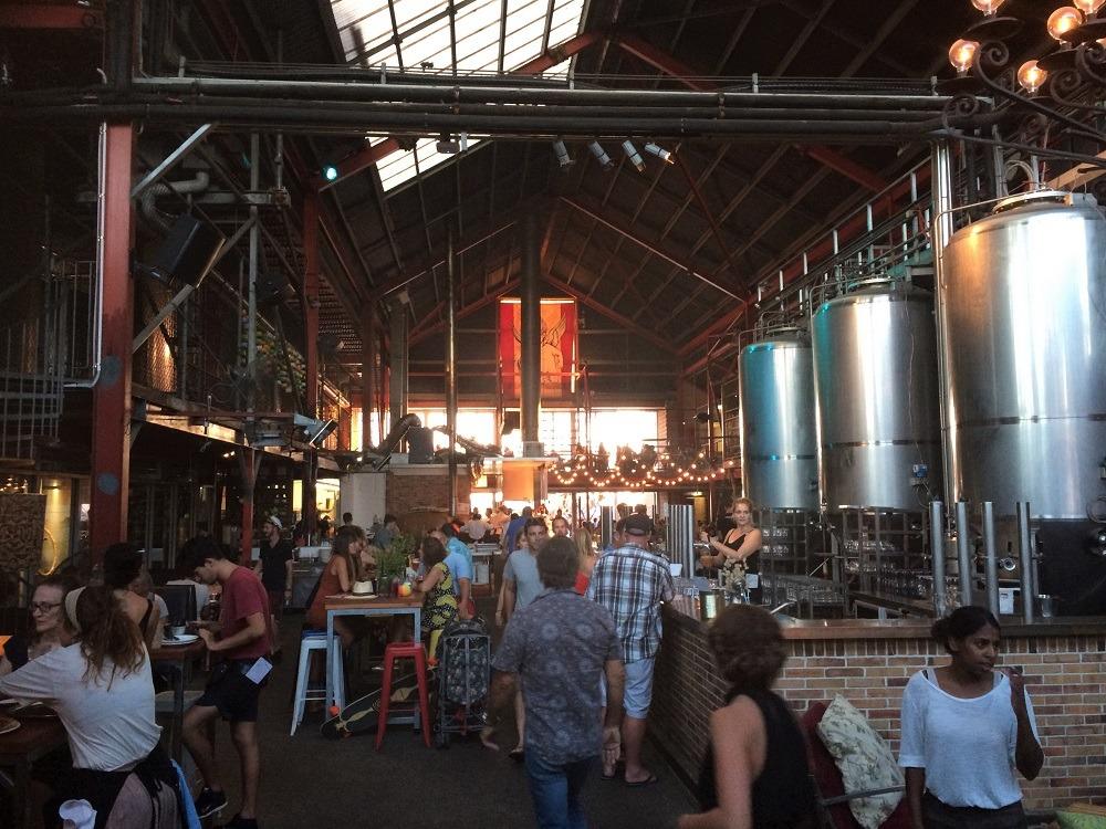 Perth Freemantle Micro brewery