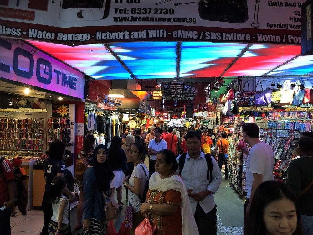 Bugis Market Singapore