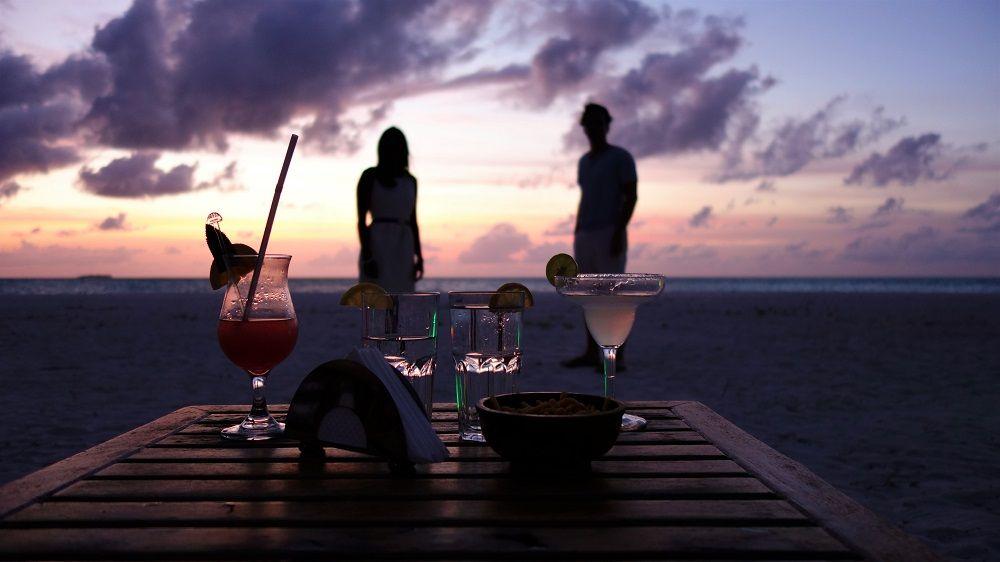 Maldives Sundowners