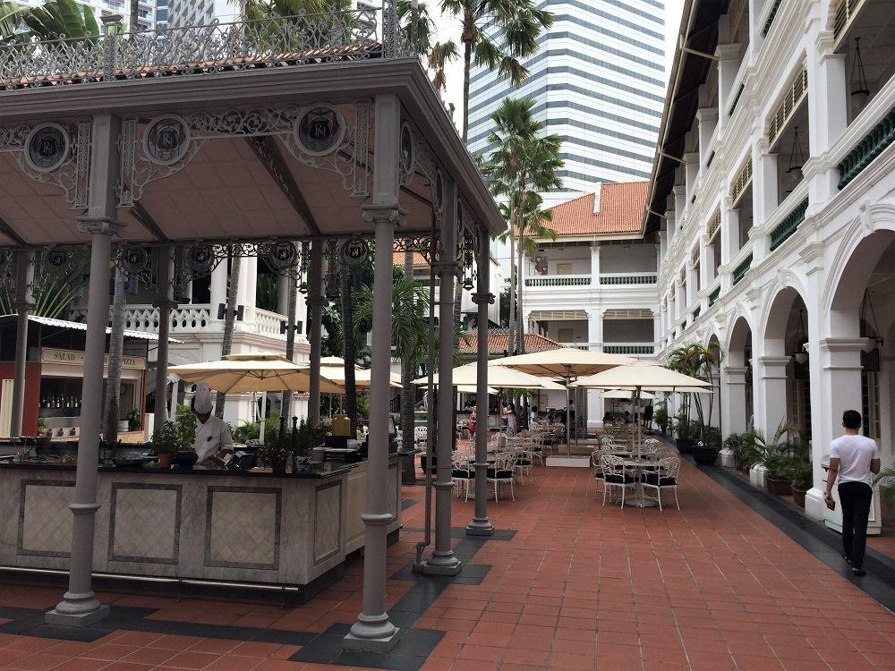 Raffles Hotel Singapre