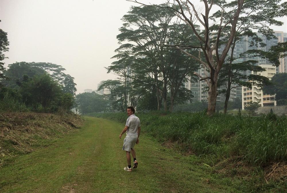 Green Corridor Singapore