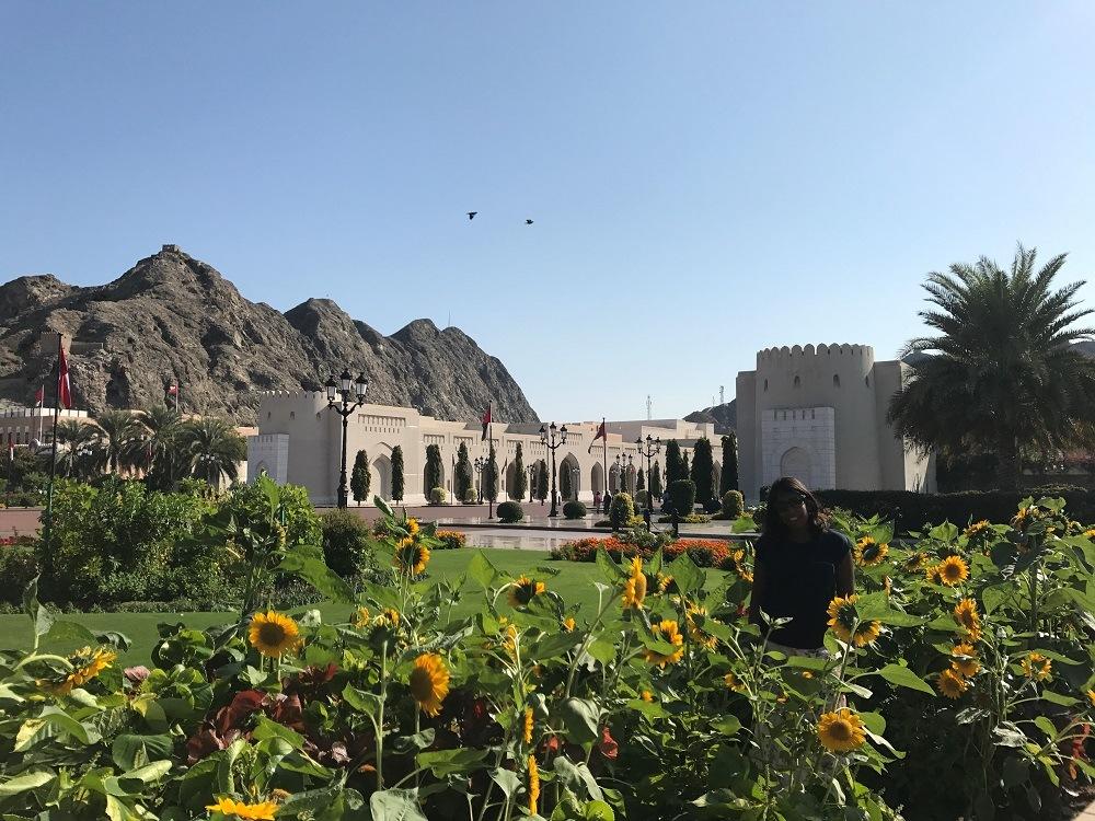 Muscat Old Quarter