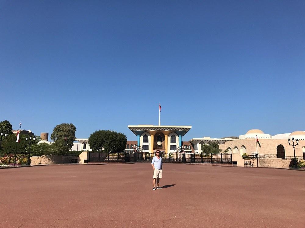 Muscat Royal Palace