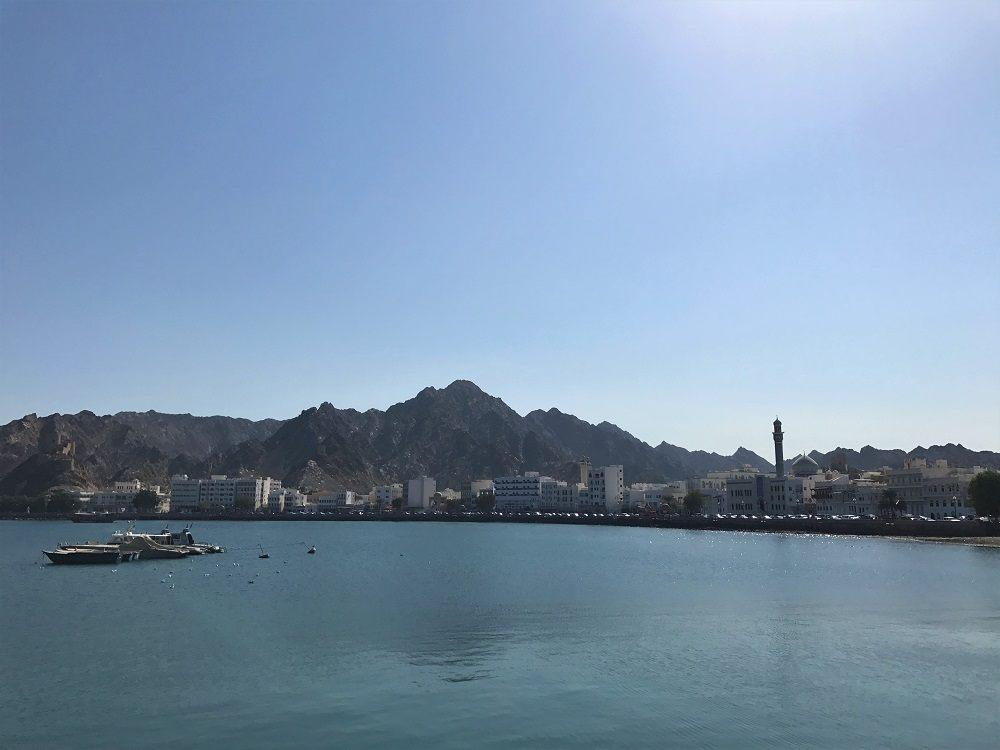 Muscat Skyline