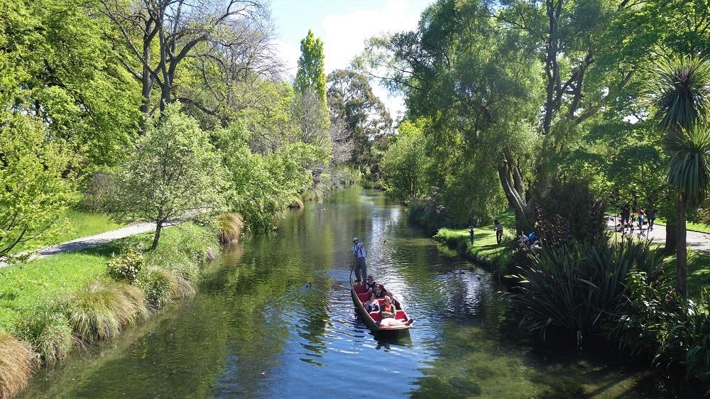 Christchurch Avond