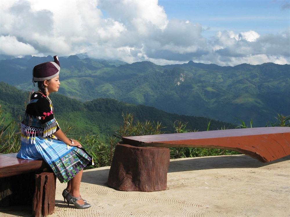 Laos scenery