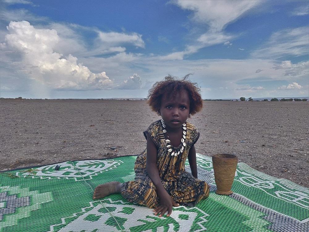 Afar Villages Djibouti