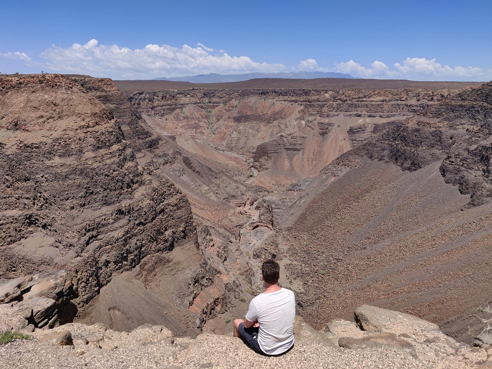Djibouti Grand Canyon