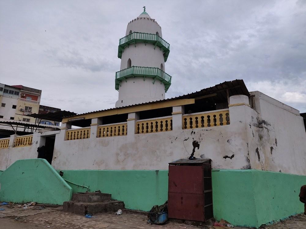 Djibouti Mosque
