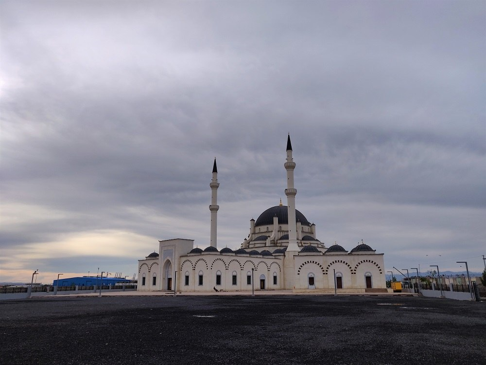 Turkish Mosque Djibouti