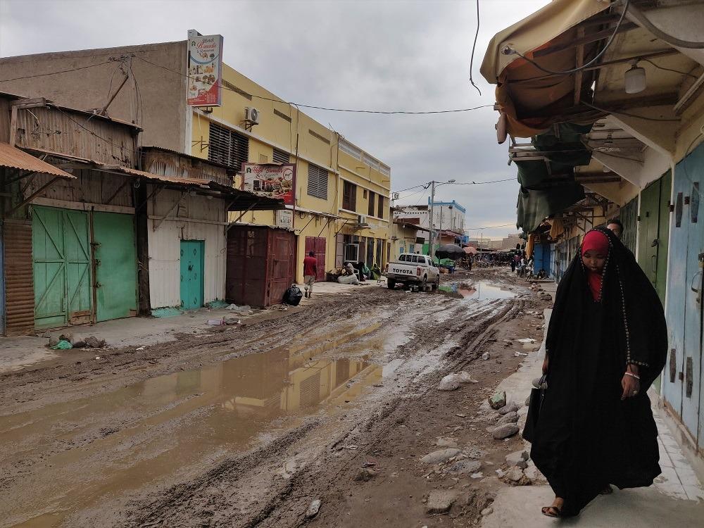 Djibouti streets