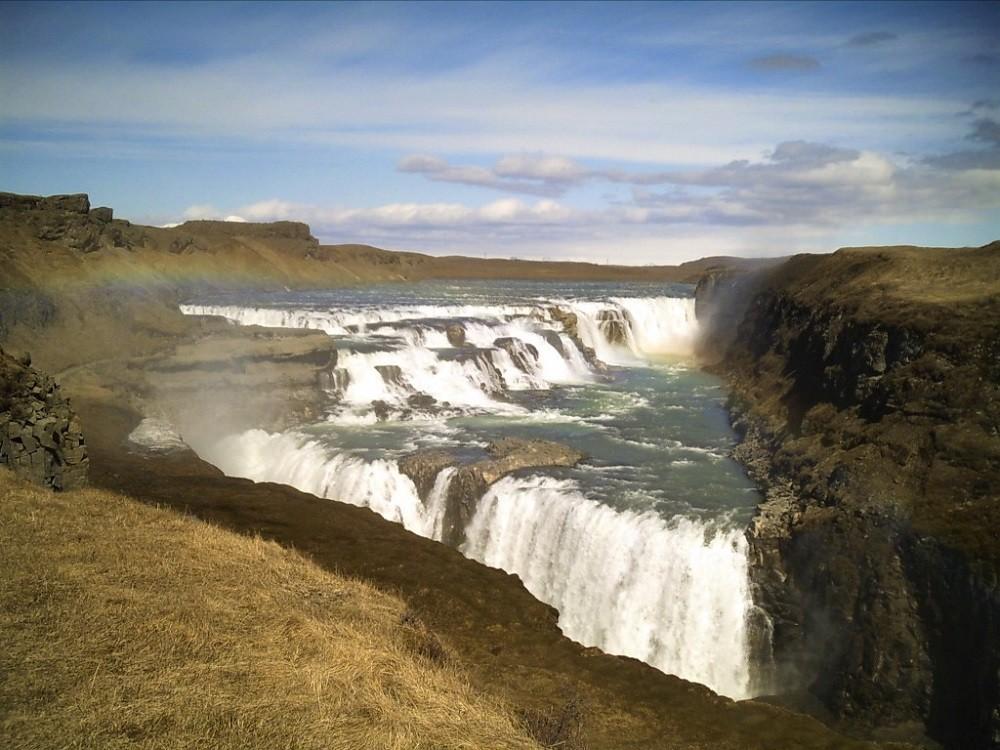 Gullfoss Golden Circle Iceland