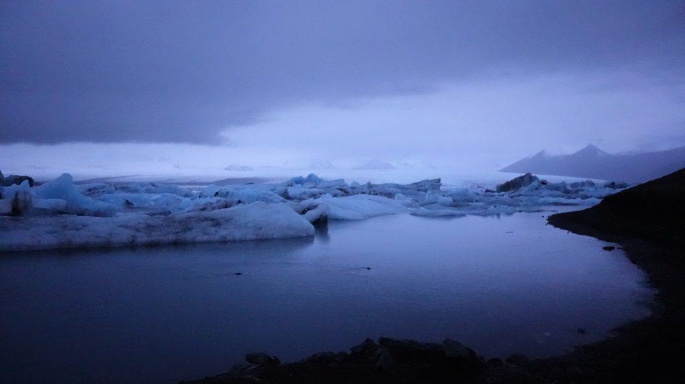 Jokulsarlon glaciers Iceland