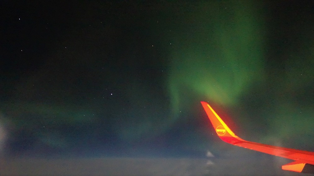 Iceland Northern Light