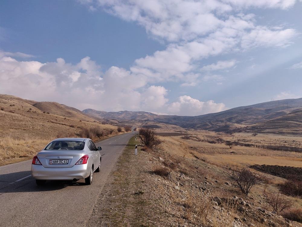 Armenia Road Trip