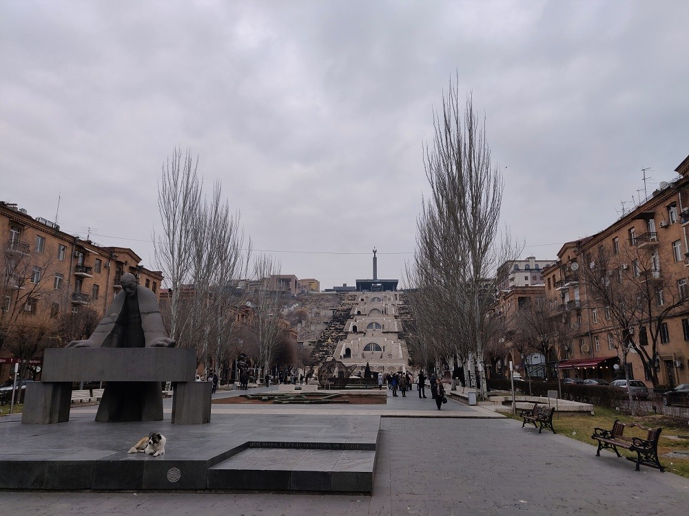 Cascade Complex Yerevan