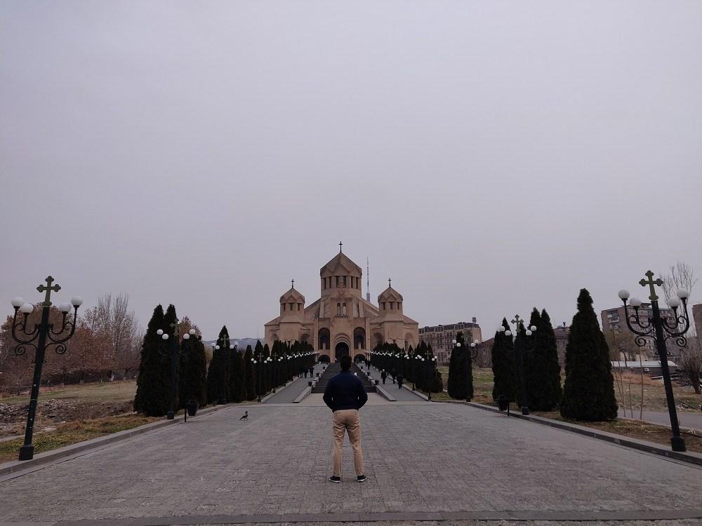 Cathedral Yerevan