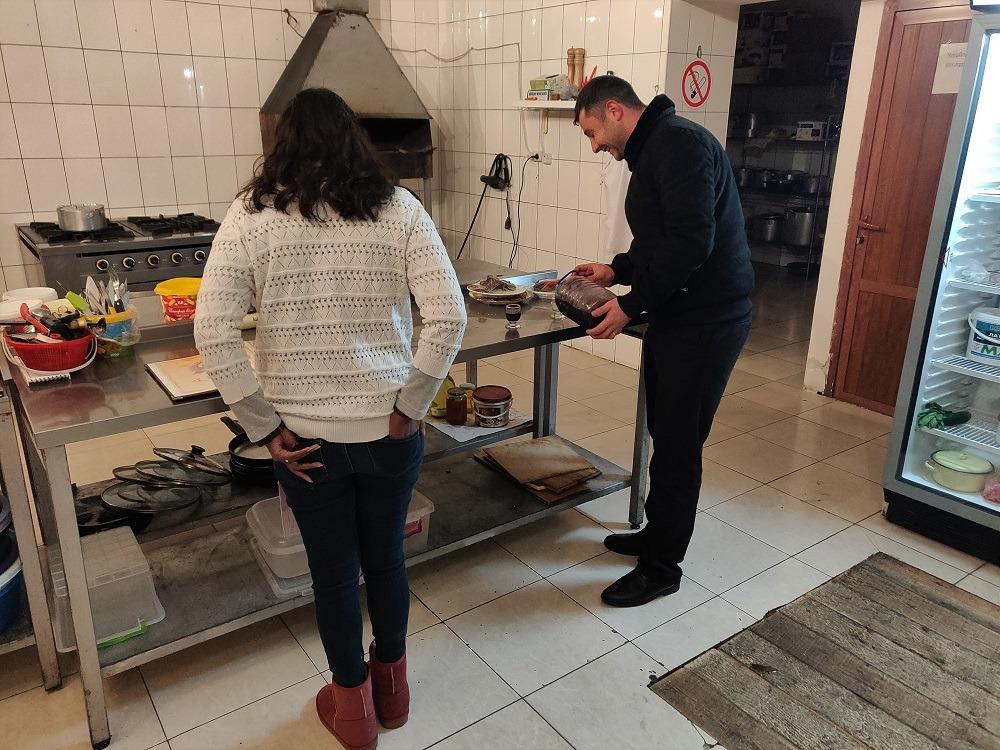 Sevan Armenia Dinner
