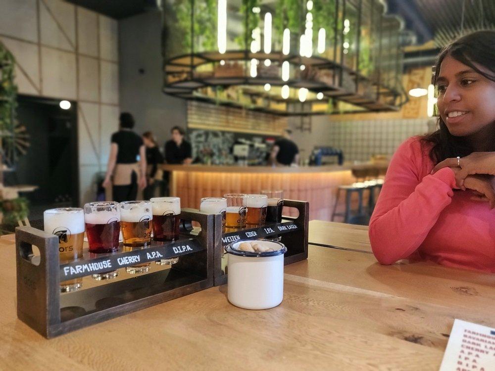 Dors craft beer Yerevan