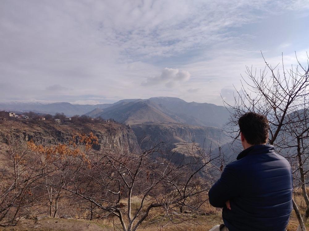 Garni Gorge Armenia