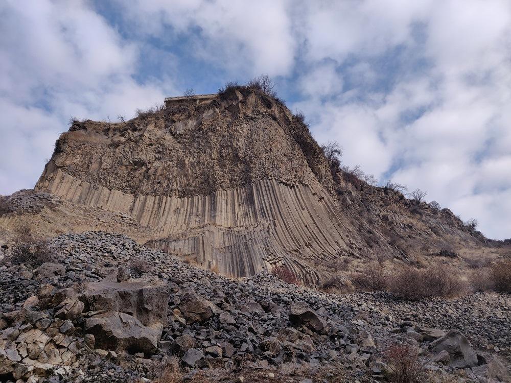 Garni Gorge Symphony of Stone