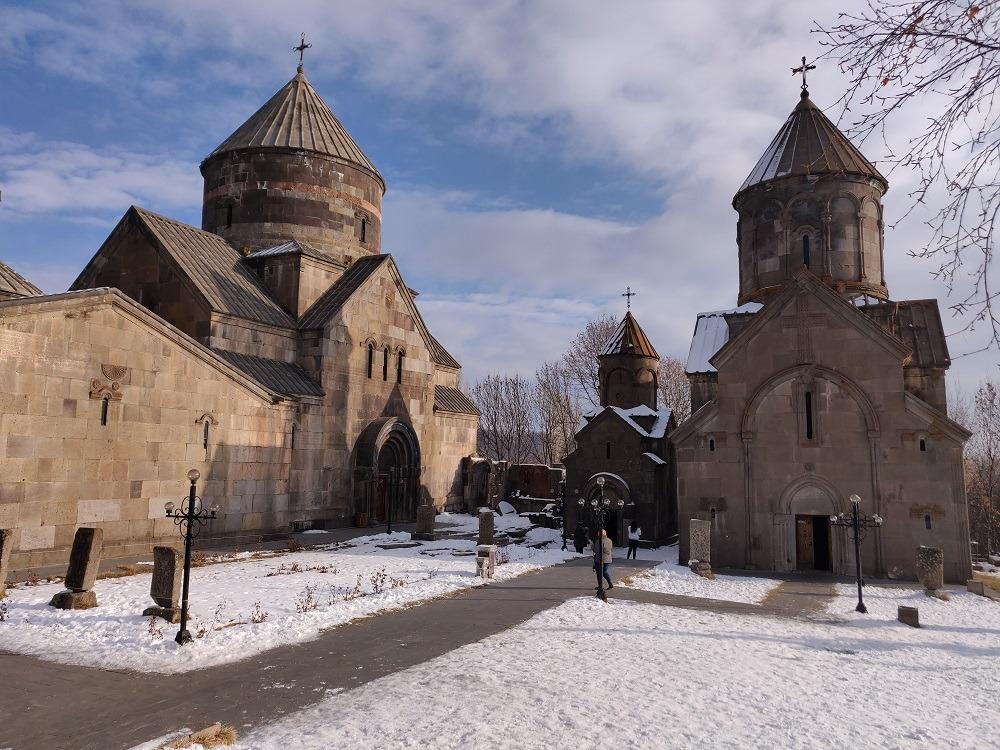 Kecharis Monastery Tsaghkadzor