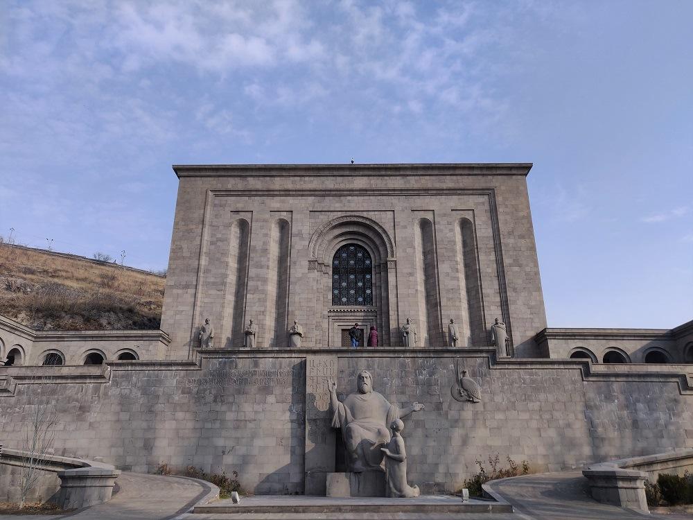 Matenadaran Yerevan