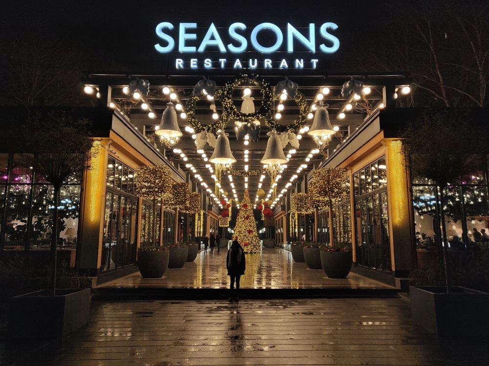 Seasons Restaurant Yerevan