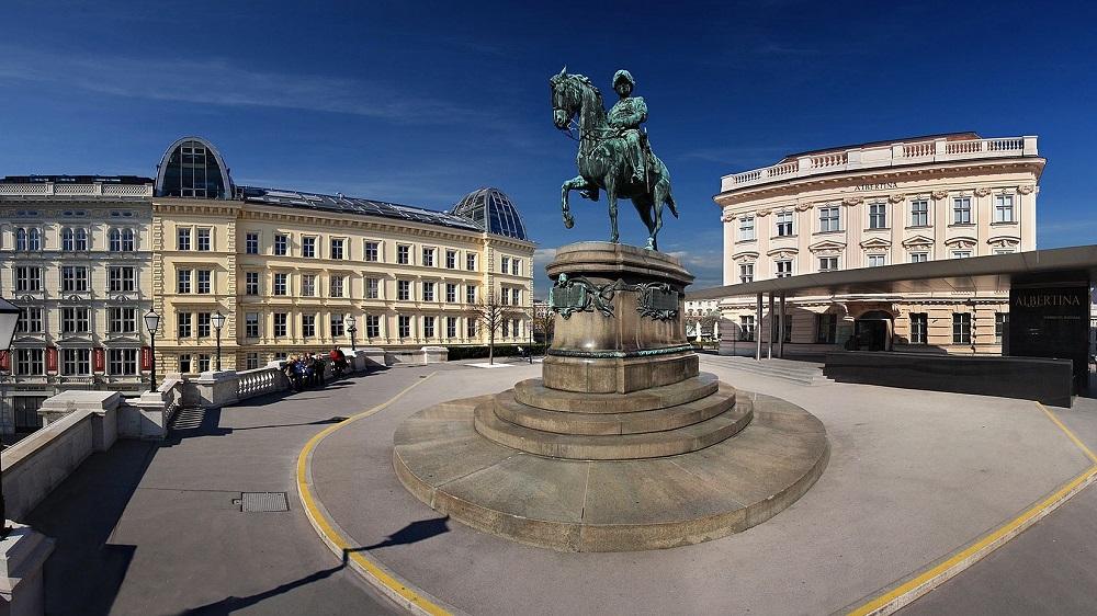 Albertina Vienna Austria