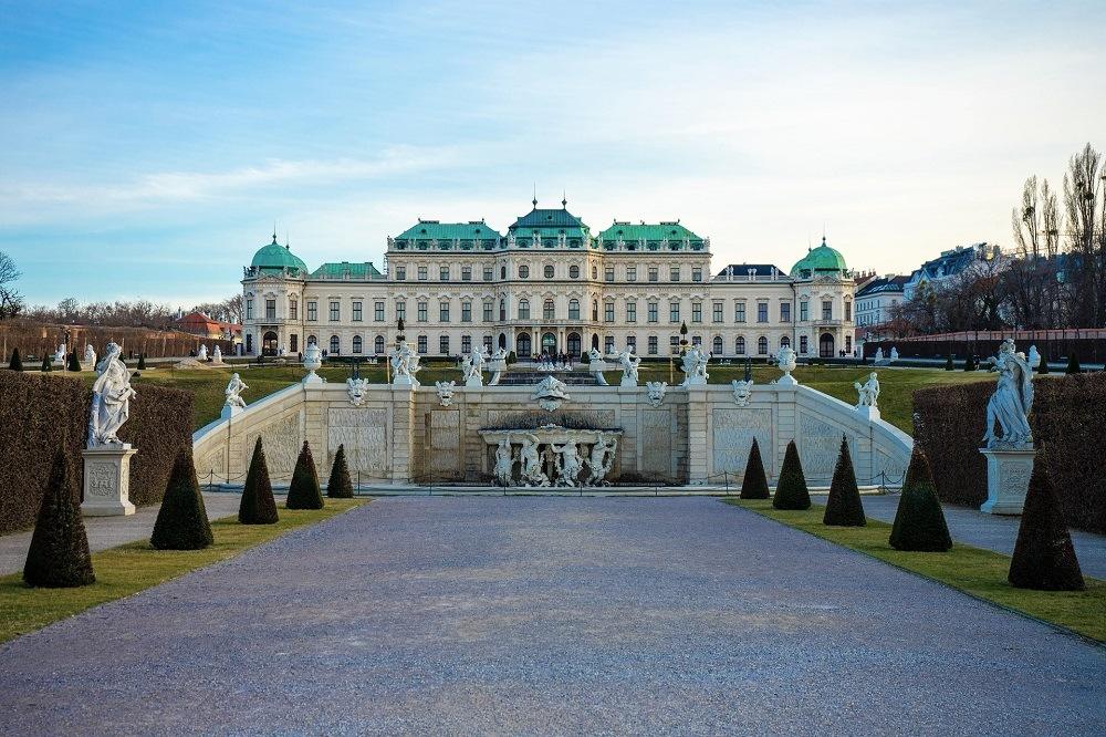 Belvedere Palace Austria