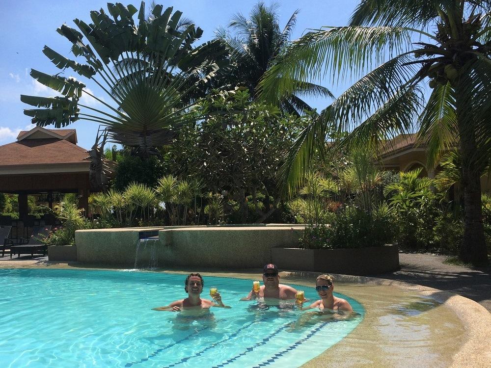 Cebu pool