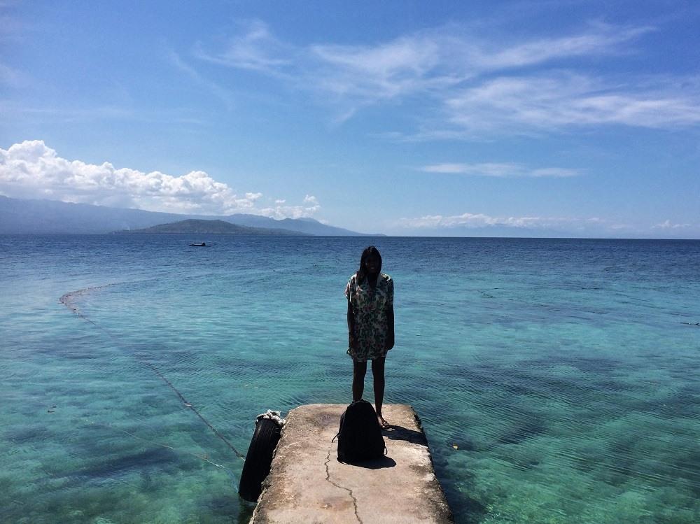 Cebu snorkelling